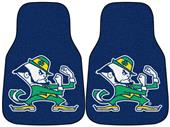 Fan Mats Notre Dame Fighting Irish Car Mats (set)
