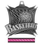 "Hasty Awards 2.5"" Xtreme Basketball Medal M-701B"