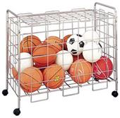 Champion Sports Lockable Portable Ball Lockers