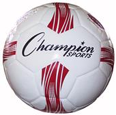 Champion Sports Official Futsal 5 Ply Soccer Balls