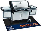 Fan Mats NFL Denver Broncos Grill Mat