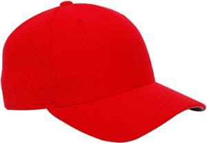 eea8d1165a7 Pacific Headwear 801SW Wool Fitted Baseball Caps - Baseball Equipment   Gear