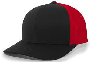 Pacific Headwear 104C Trucker Mesh Custom Baseball Cap - Baseball Equipment    Gear 63367321dee