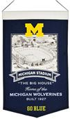 Winning Streak NCAA Michigan Stadium Banner