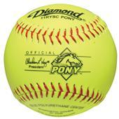 "Diamond 11RYSC Pony League 11"" Youth Softballs"