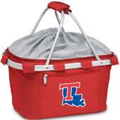 Picnic Time Louisiana Tech Bulldogs Metro Basket