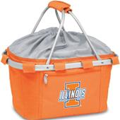 Picnic Time University of Illinois Metro Basket