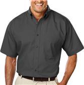 Blue Generation Men's SS Poplin Shirt