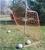 Heavy Duty 7' x 12' Folding Soccer Goals (1-Goal)