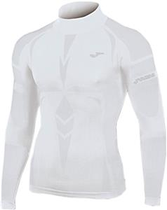 f12e5d71 Joma Brama Emotion Long Sleeve Compression Shirt - Soccer Equipment and Gear