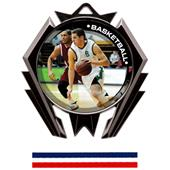 Hasty Stealth Basketball P.R. Male Medal M-5200B