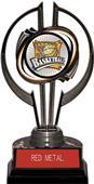 "Black Hurricane 7"" Xtreme Basketball Trophy"