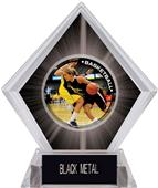 P.R. Female Basketball Black Diamond Ice Trophy