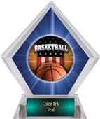 Awards Patriot Basketball Blue Diamond Ice Trophy