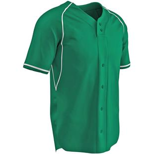3e20886fc Champro Youth Custom Green Jerseys Baseball Apparel | Epic Sports