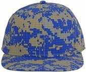 The Game Headwear Digital Camo Caps