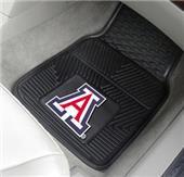 Fan Mats University of Arizona Car Mats (set)
