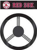 MLB Boston Red Sox Steering Wheel Cover