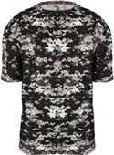 Badger Sport Youth B-Core Digital Camo Tee Shirt