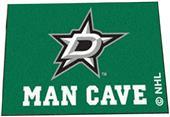 Fan Mats Dallas Stars Man Cave Starter Mat