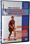 Champions Soccer DVD Series Soccer Training Videos