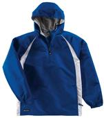 Holloway Hurricane Micro-Cord Pullover Zip Jacket