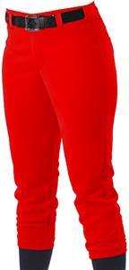 8c4dc2355de Alleson Women s Girl s Belt Loop Softball Pants - Baseball Equipment   Gear