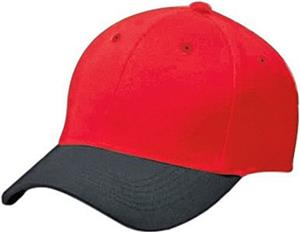 High 5 Cotton Twill 6-Panel 2-Color Custom Baseball Caps - Baseball  Equipment   Gear c2182f23a9d