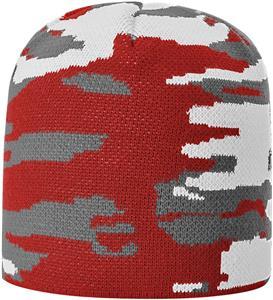 ea9391348a19f Richardson 132 Jacquard Camo Beanie - Soccer Equipment and Gear