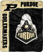 Northwest NCAA Purdue School Spirit Raschel Throw