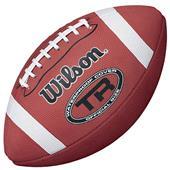 Wilson TR Waterproof Rubber Practice Footballs