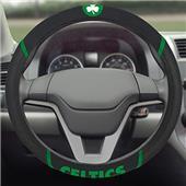 Fan Mats NBA Boston Celtics Steering Wheel Cover