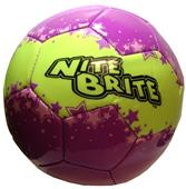 Baden Glow-in-the Dark Nite Brite Soccer Balls