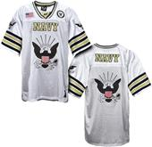 Rapid Dominance Navy Military Football Jersey