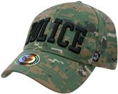 Rapid Dominance Digital Military/Law Cap Police