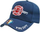 Rapid Dominance Law Enforcement Fire Depart Cap