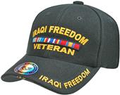 Rapid Dominance Iraqi Freedom Vet Military Cap