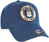 Rapid Dominance Shadow Air Force Military Cap