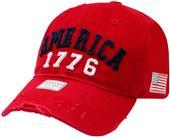 Rapid Dominance USA Vintage Ath Patriotism Caps