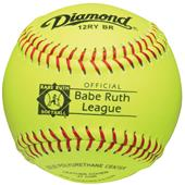"Diamond 12RY BR Babe Ruth League 12"" Softballs"