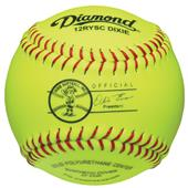 "Diamond 12RY DIXIE Youth 12"" Softballs"