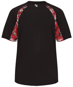 BLACK/RED/DIGITAL
