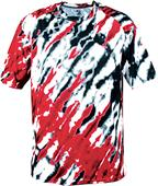 Badger Sport Tie Dri Short Sleeve Performance Tee